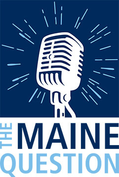 The Maine Question logo