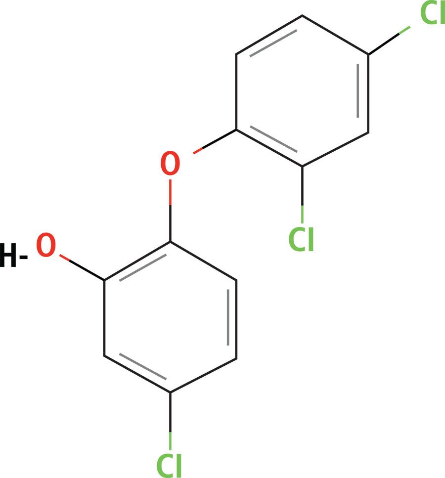 Chemical breakdown