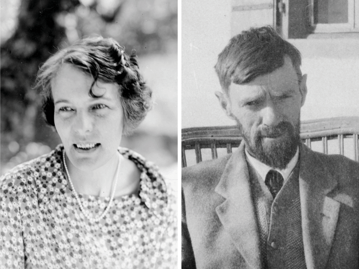 Hilda Doolittle and D.H. Lawrence