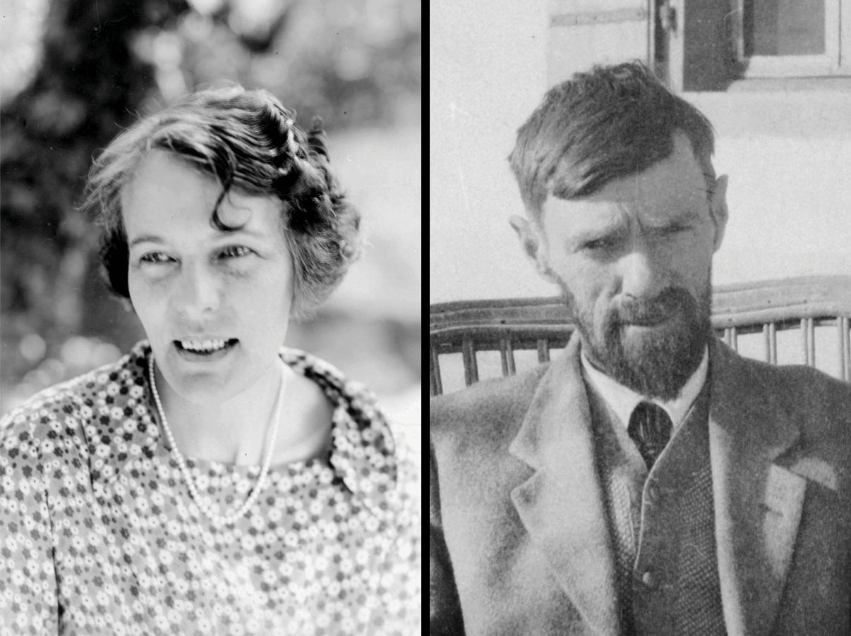 Hilda Doolittle and D.H. Lawrence