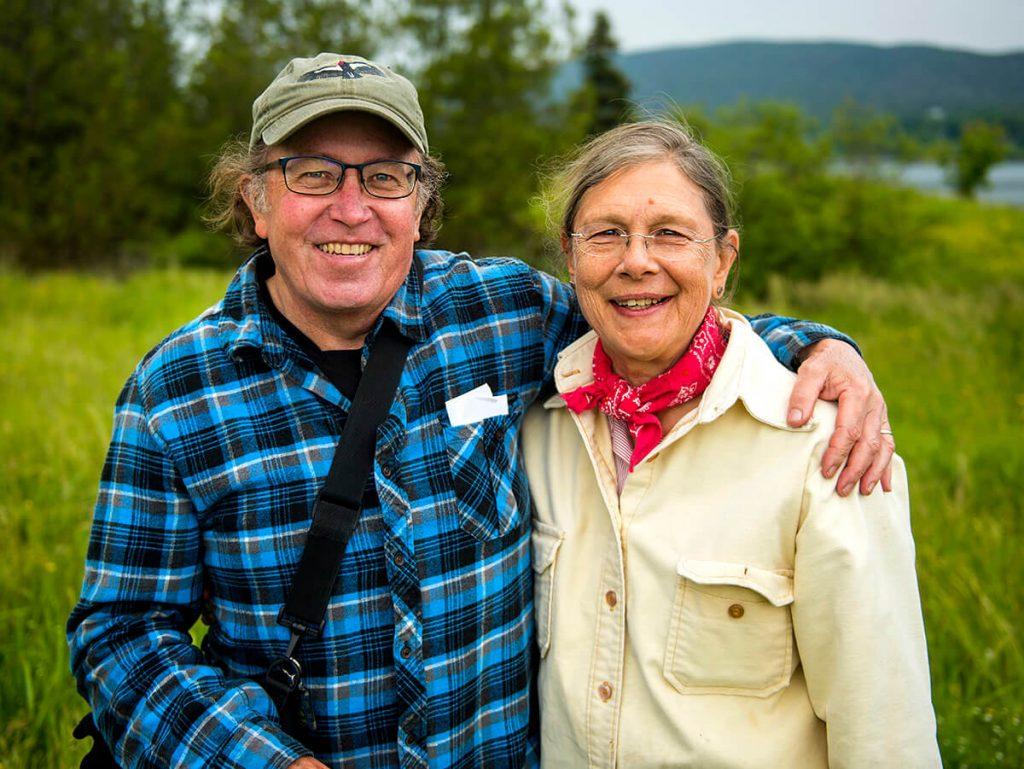 Joseph and Alice Kelley