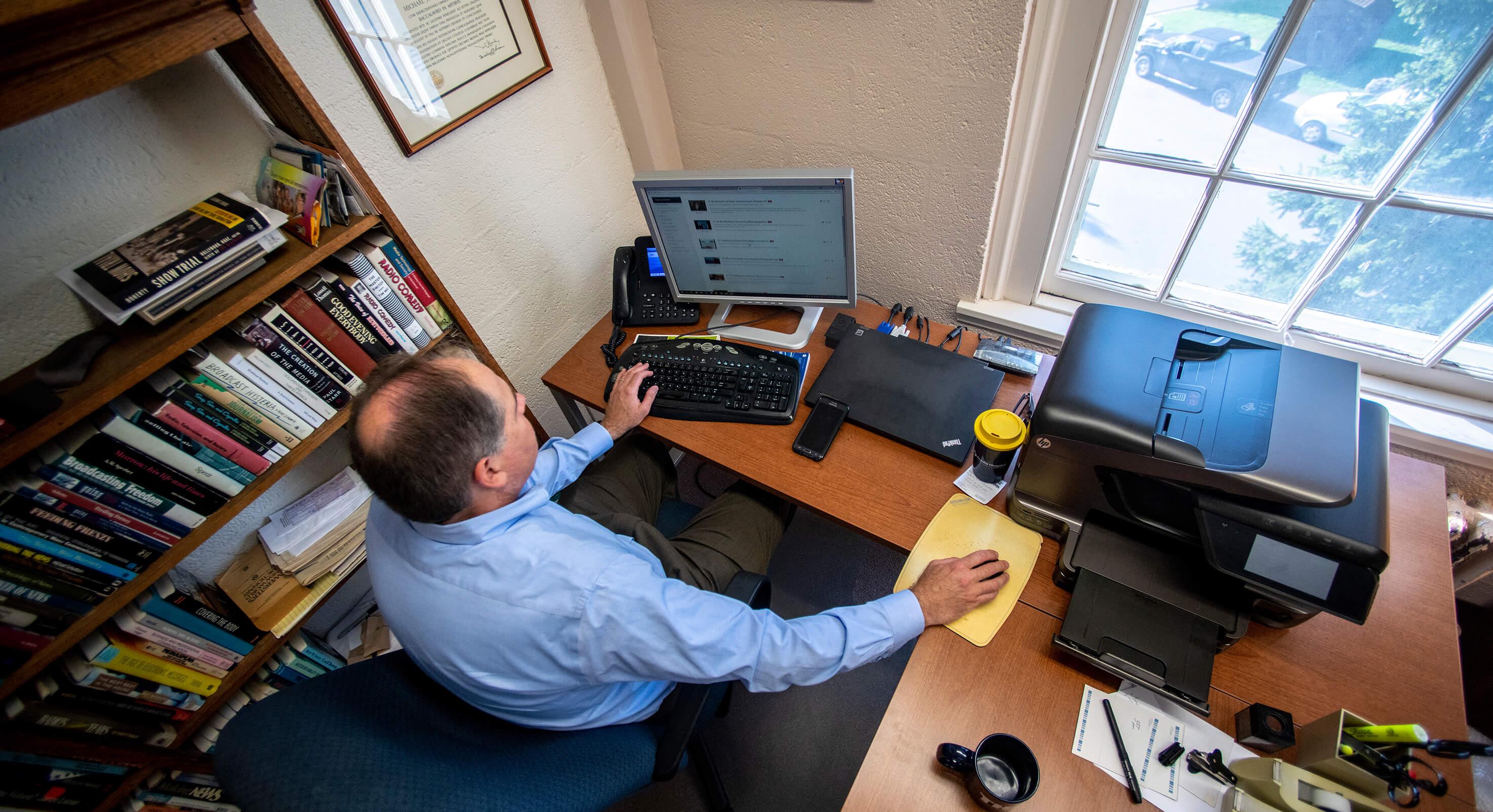 Socolow-office