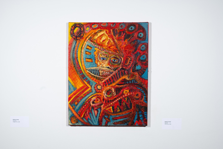 Eduardo by Madison Suniga [Oil/Canvas, 2018]