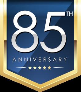 85th logo no background