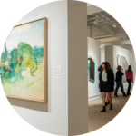 Linda G. and Donald N. Zillman Art Museum – University of Maine