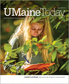 UMaine Today Spring/Summer 2020 cover