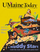 UMaine Today May June 2006 cover