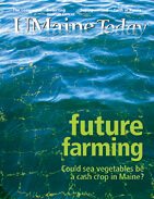 UMaine Today May June 2007 cover