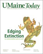 UMaine Today November December 2006 cover