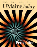 UMaine Today September October 2007 cover