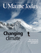 UMaine Today September October 2008 cover