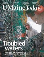 UMaine Today March/April 2006 cover