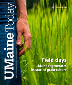 Cover image for UMaine Today Fall/Winter 2016 issue