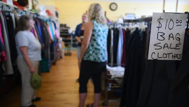 Orono Thrift Shop